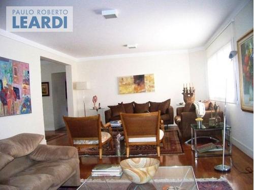 apartamento panamby  - são paulo - ref: 255846