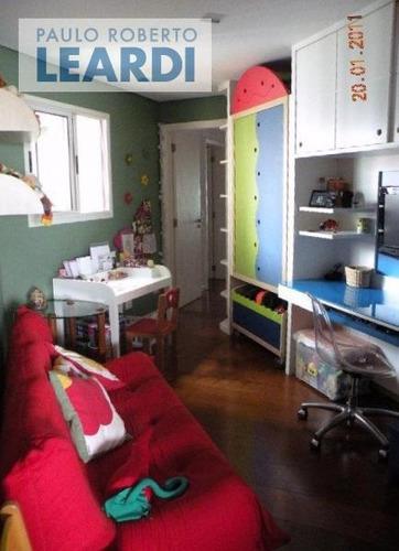 apartamento panamby  - são paulo - ref: 373484