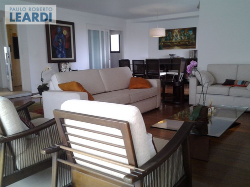 apartamento panamby  - são paulo - ref: 390034