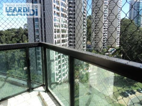 apartamento panamby  - são paulo - ref: 392480