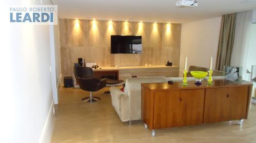 apartamento panamby  - são paulo - ref: 410846