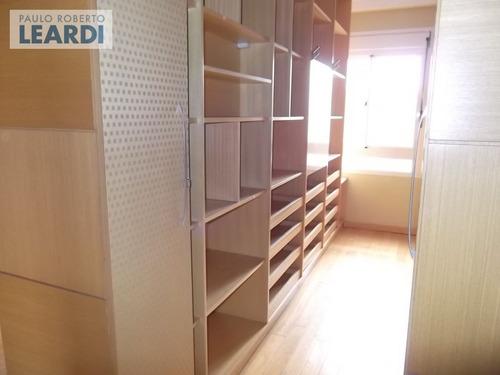 apartamento panamby  - são paulo - ref: 417095