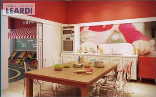 apartamento panamby  - são paulo - ref: 445188