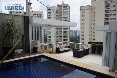 apartamento panamby  - são paulo - ref: 446421