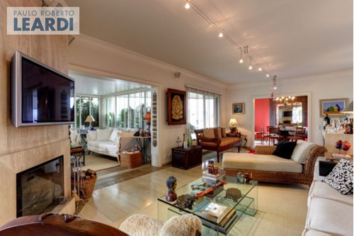 apartamento panamby  - são paulo - ref: 449100