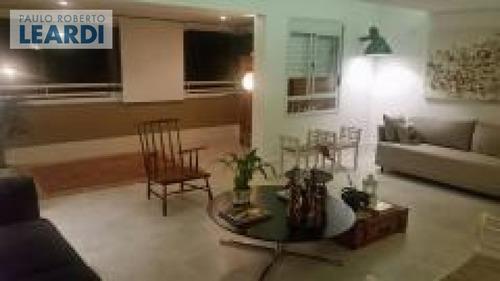 apartamento panamby  - são paulo - ref: 466348