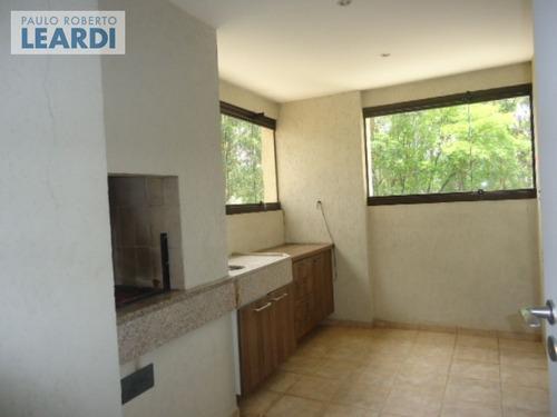 apartamento panamby  - são paulo - ref: 487132