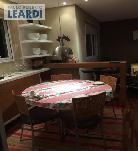 apartamento panamby  - são paulo - ref: 494507