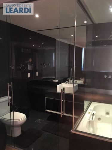apartamento panamby  - são paulo - ref: 498193