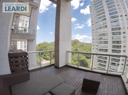 apartamento panamby  - são paulo - ref: 501930