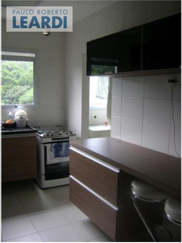 apartamento panamby  - são paulo - ref: 505612