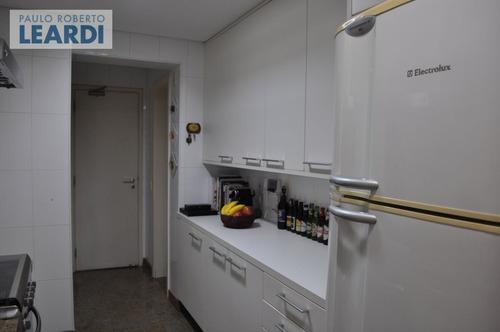 apartamento panamby  - são paulo - ref: 521537