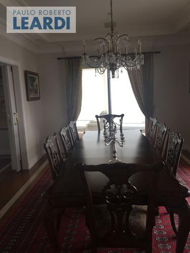 apartamento panamby  - são paulo - ref: 525835