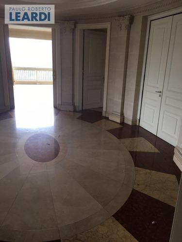 apartamento panamby  - são paulo - ref: 535901