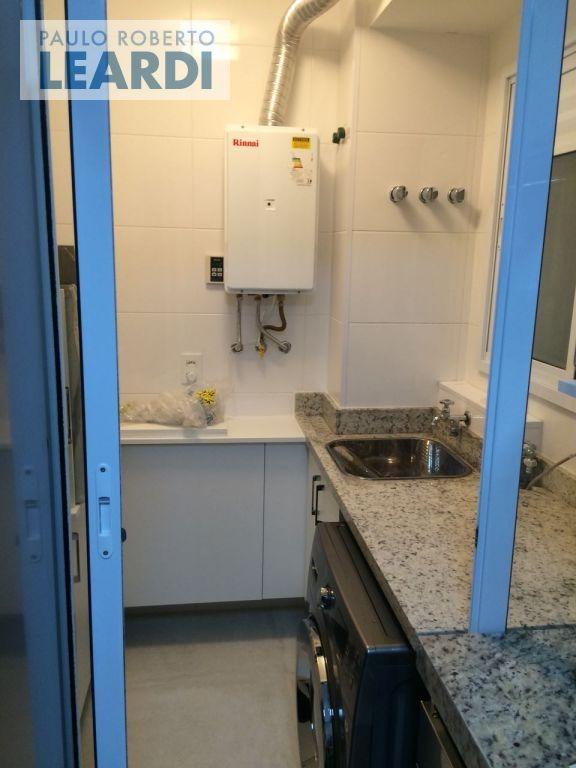 apartamento panamby  - são paulo - ref: 542665