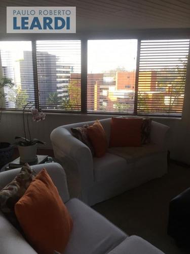 apartamento panamby  - são paulo - ref: 551405