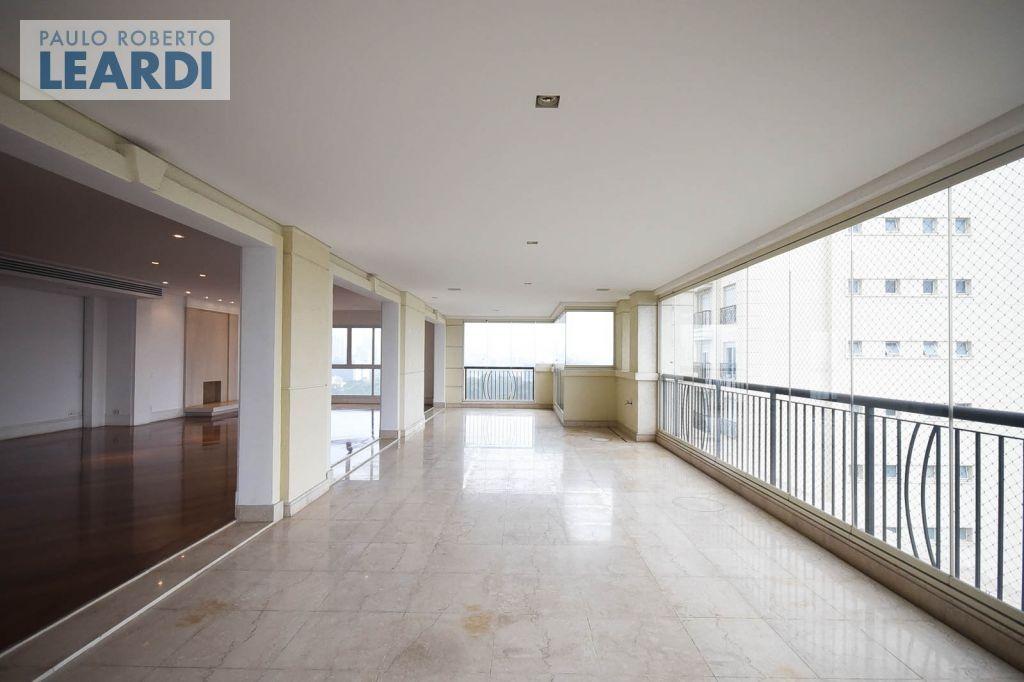 apartamento panamby  - são paulo - ref: 555581