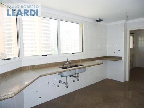 apartamento panamby  - são paulo - ref: 87163