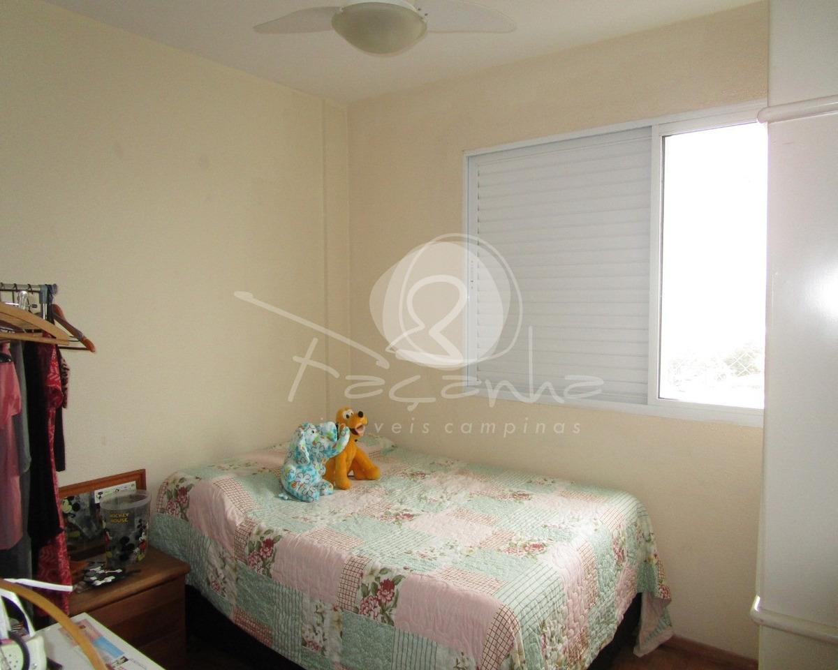 apartamento para a venda no bonfim, botafogo em campinas. - ap03411 - 34869451
