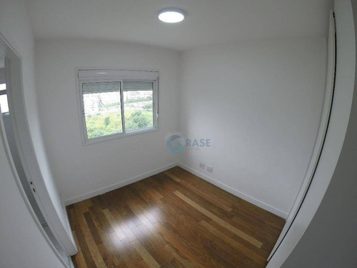 apartamento para alugar, 141 m² por r$ 3.700,00/mês - jardim monte kemel - são paulo/sp - ap1610