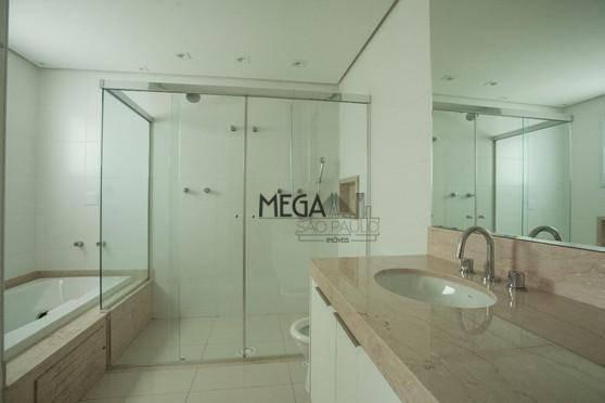 apartamento para alugar, 180 m² por r$ 10.800,00/mês - jardim anália franco - são paulo/sp - ap0390