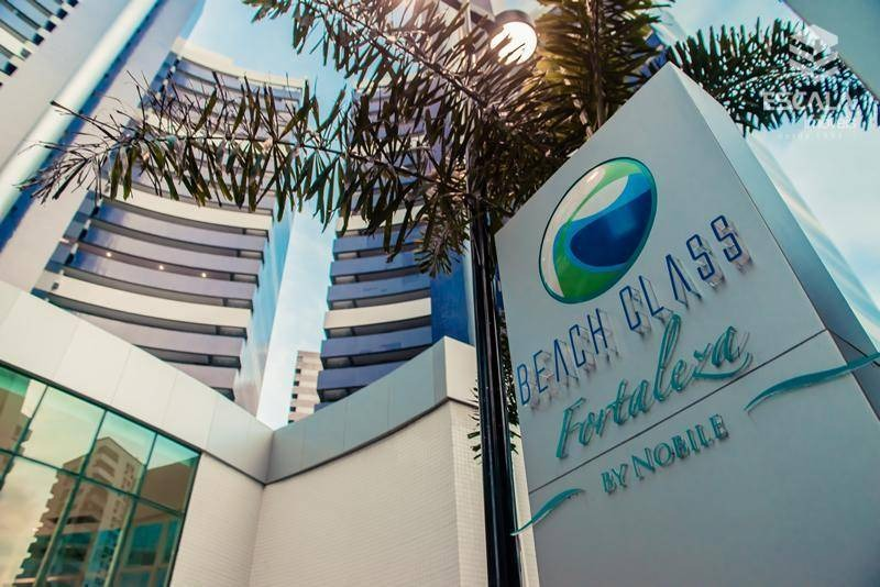 apartamento para alugar, 2 quartos, meireles, mobiliado, beach class - ap1004