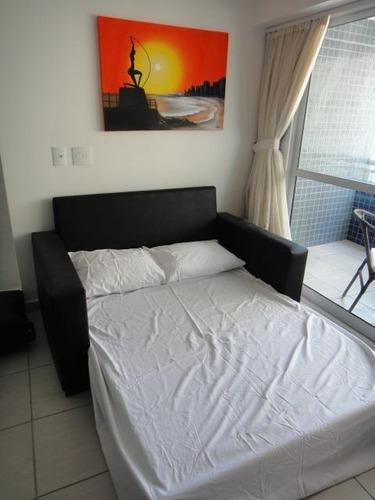apartamento para alugar, 2 quartos, mobiliado, com internet / tv a cabo - ap0449