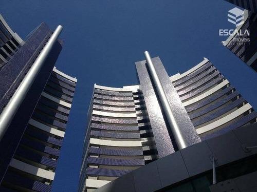 apartamento para alugar, 2 quartos, mobiliado, meireles, com internet - ap0591