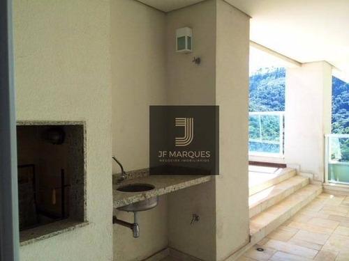 apartamento para alugar, 284 m² por r$ 8.000,00/mês - tamboré - santana de parnaíba/sp - ap0043
