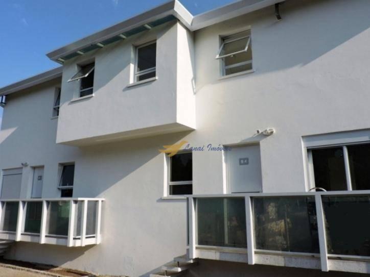 apartamento para alugar, 30 m² por r$ 1.600,00 - granja viana - cotia/sp - ap1299