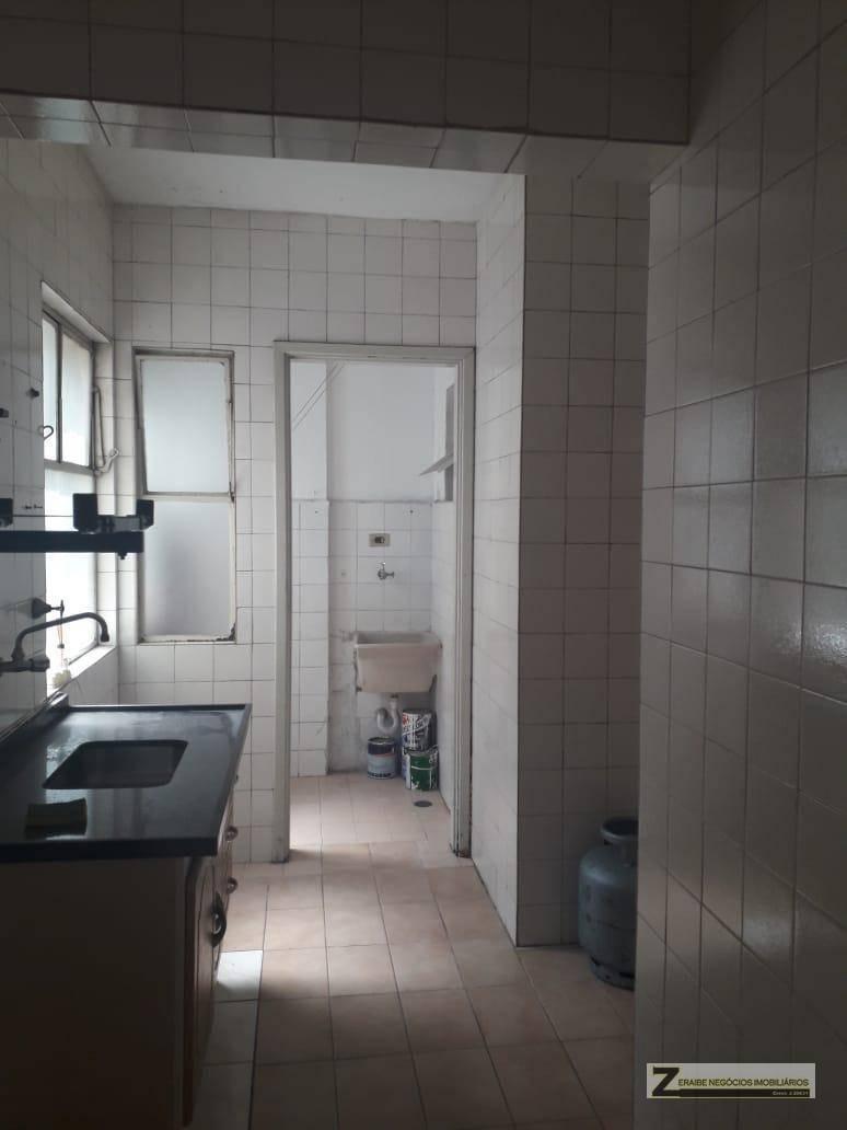 apartamento para alugar, 45 m² por r$ 1.100,00/mês - centro - guarulhos/sp - ap0439