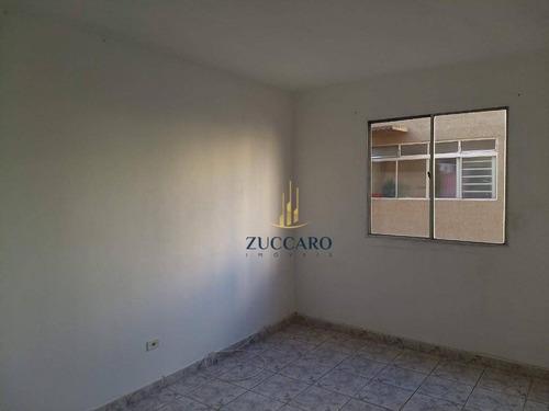 apartamento para alugar, 50 m² por r$ 800,00/mês - macedo - guarulhos/sp - ap13901