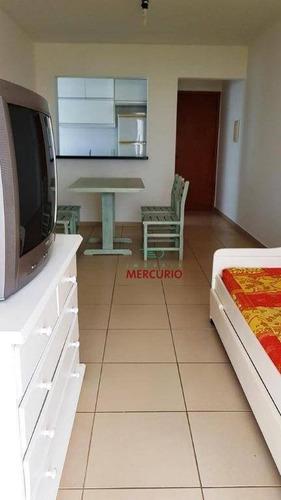 apartamento para alugar, 54 m² por r$ 950,00/mês - jardim brasil - bauru/sp - ap3373