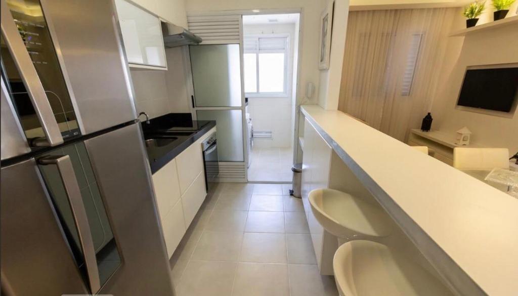 apartamento para alugar, 58 m² por r$ 3.700,00/mês - barra funda - são paulo/sp - ap6989