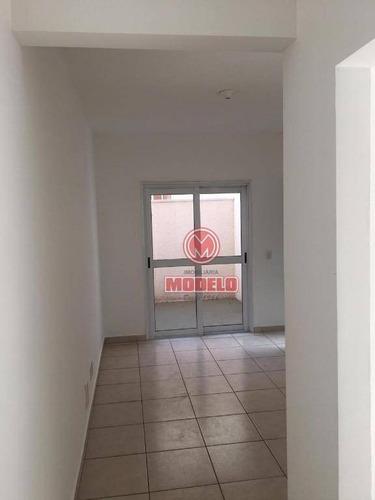 apartamento para alugar, 58 m² por r$ 450,00/mês - jardim parque jupiá - piracicaba/sp - ap2468