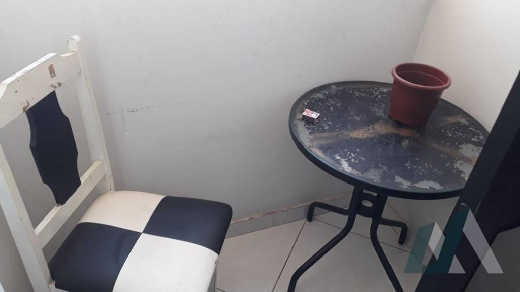 apartamento para alugar, 60 m² por r$ 1.100,00/mês - centro - sorocaba/sp - ap2149