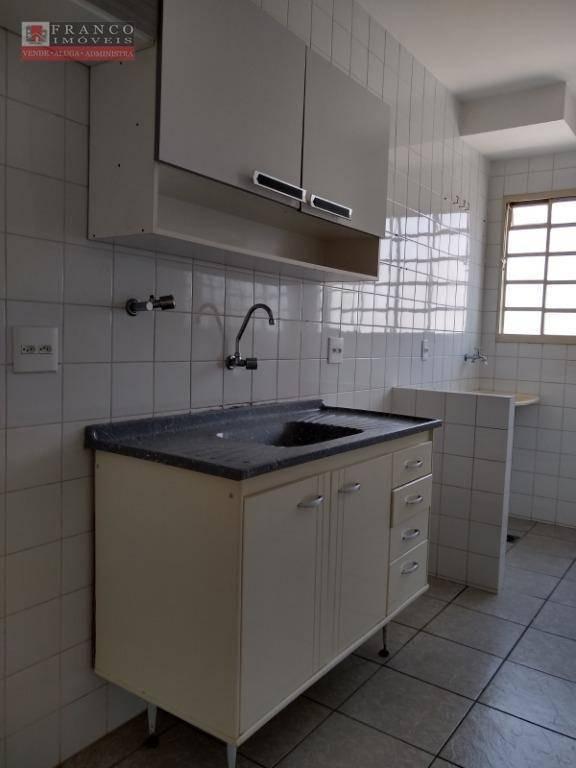 apartamento para alugar, 60 m² por r$ 1.250,00/mês - jardim pacaembu - valinhos/sp - ap0353