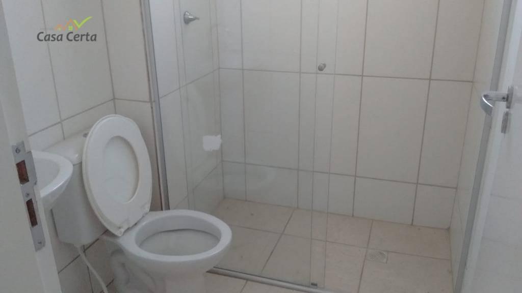 apartamento para alugar, 60 m² por r$ 650,00/mês - jardim novo ii - mogi guaçu/sp - ap0140