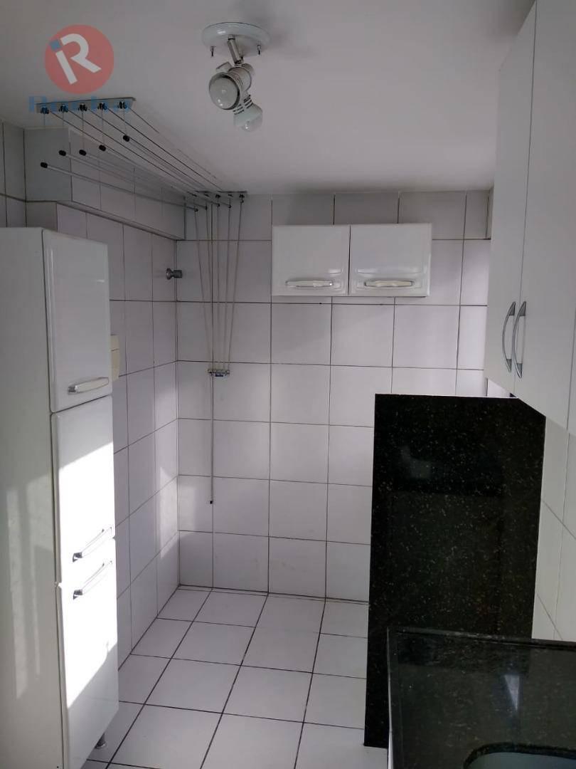 apartamento para alugar, 70 m² por r$ 1.000,00/mês - aflitos - recife/pe - ap10058