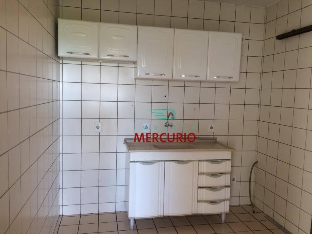 apartamento para alugar, 70 m² por r$ 690,00/mês - jardim contorno - bauru/sp - ap3316