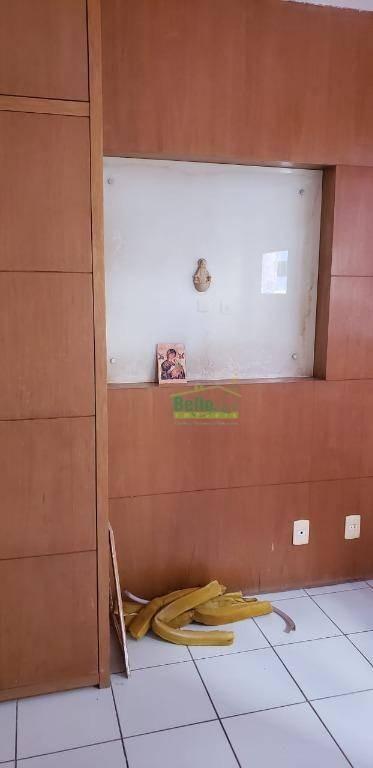 apartamento para alugar, 73 m² por r$ 2.300,00/mês - madalena - recife/pe - ap9966
