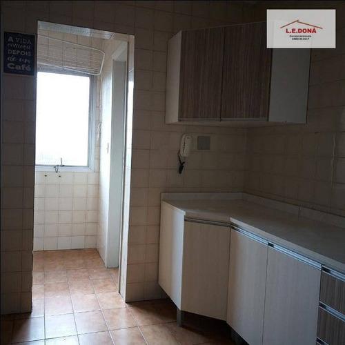 apartamento para alugar, 80 m² por r$ 1.000,00/mês - rio pequeno - são paulo/sp - ap2092