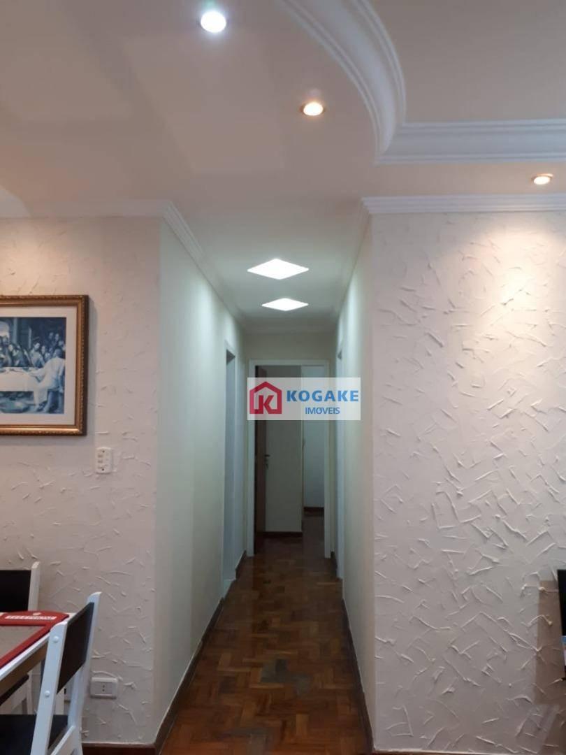 apartamento para alugar, 90 m² por r$ 1.300,00/mês - jardim são dimas - são josé dos campos/sp - ap6969
