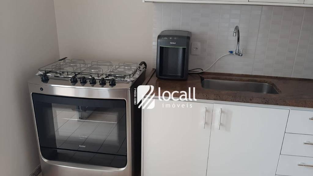 apartamento para alugar, 97 m² por r$ 1.800,00/mês - vila nossa senhora aparecida - são josé do rio preto/sp - ap1427