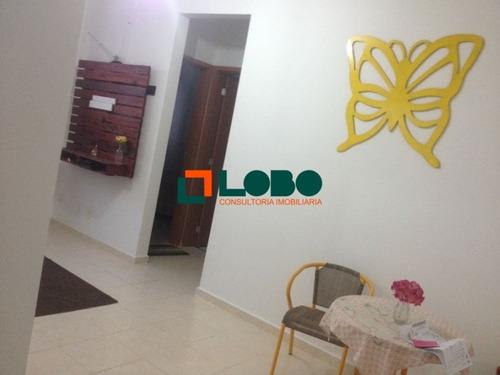 apartamento para alugar mobiliado - 339
