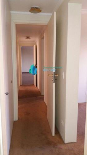 apartamento para alugar no bairro brooklin paulista em são - 483-2