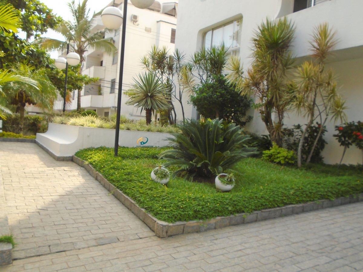 apartamento para alugar no bairro enseada em guarujá - sp.  - en453-3