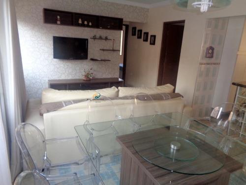 apartamento para alugar no bairro enseada em guarujá - sp.  - enl162-3