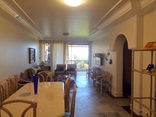 apartamento para alugar no bairro enseada em guarujá - sp.  - enl268-3