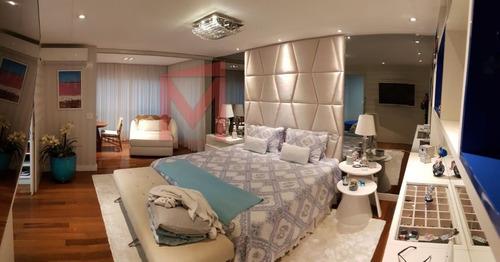 apartamento para alugar no bairro jardim anália franco em - mc245-2